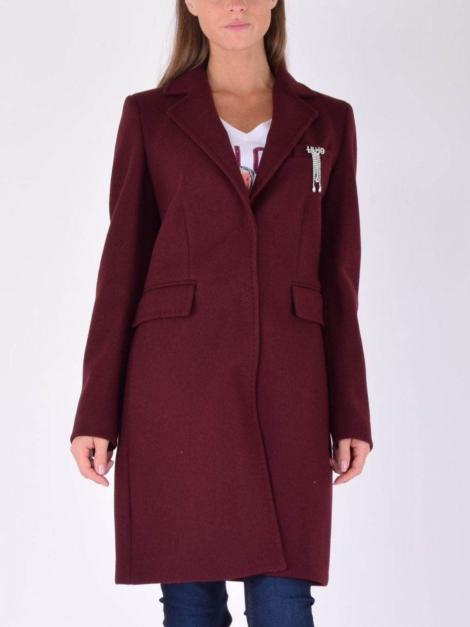 Cappotto new york x0201 charm red