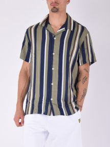 Camicia mc stripes aloe