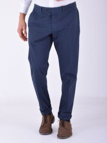 Chino stretch dark navy